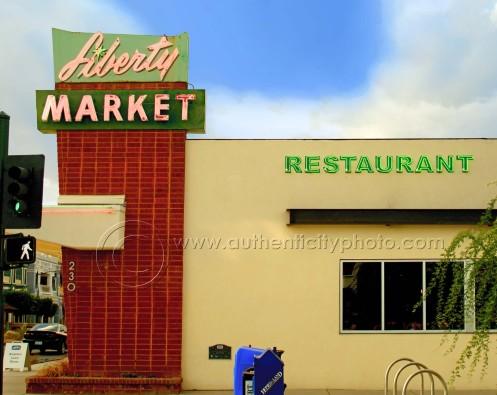 Liberty Market-Gilbert Heritage Distrist
